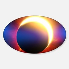 Solar Eclipse Decal