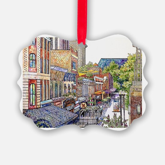 Market Square Ornament