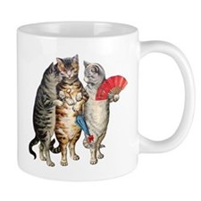 Three Little Kittens Lost Their Mittens Mug