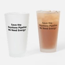 Save the Keystone Pipeline We Need Energy Drinking