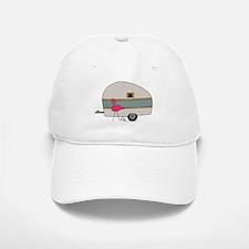 Camper Flamingo Baseball Baseball Baseball Cap