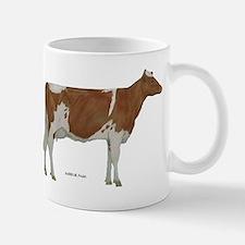 Guernsey Milk Cow Mug