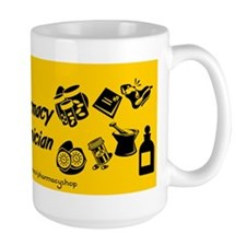 Pharmacy Tech (gold) Mug
