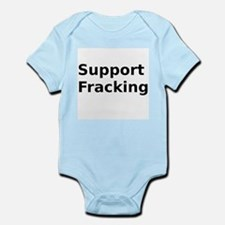 Support Fracking Body Suit