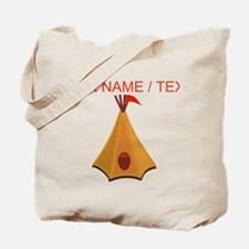 Custom Teepee Tote Bag