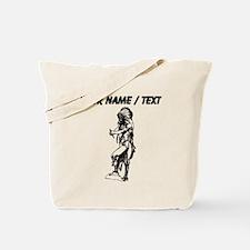 Custom Native American Tote Bag