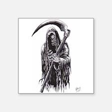 Dark Reaper Of Death Rectangle Sticker