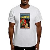 Horror clothing Mens Light T-shirts
