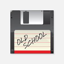 OLD SCHOOL Sticker