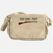 Custom Rifle Messenger Bag