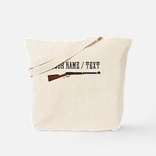 Custom Rifle Tote Bag