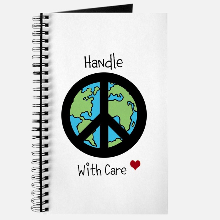 World Peace Earth day 2013 design Journal
