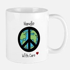 World Peace Earth day 2013 design Mug