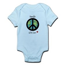 World Peace Earth day 2013 design Body Suit