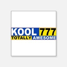 Kool 777 Sticker