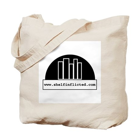 Shelf Inflicted Tote Bag