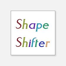 Shape Shifter Sticker