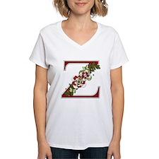 Monogram Letter Z T-Shirt