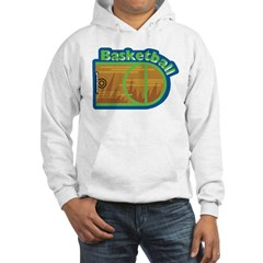 Basketball Court Hoodie