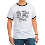 By Faith logo Dark T-Shirt