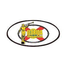 Florida Tampa Mission - Florida Flag - LDS Mission