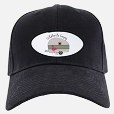 Id Rather Be Camping Baseball Hat