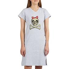 Betty Bones Women's Nightshirt