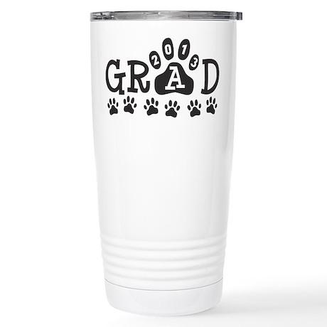 Grad 2013 Paws Travel Mug