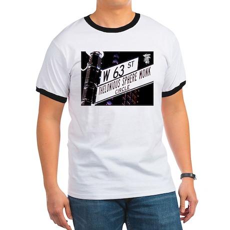monkwithlogo1 T-Shirt