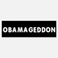 Obamageddon Bumper Bumper Bumper Sticker