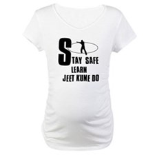 Stay safe learn Jeet Kune Do Shirt