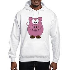 Happy Pig Hoodie