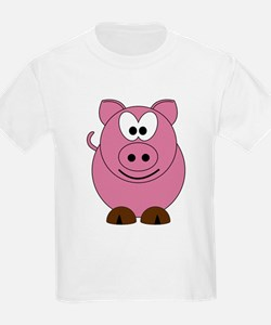 Happy Pig T-Shirt
