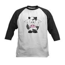 Happy Cow Baseball Jersey