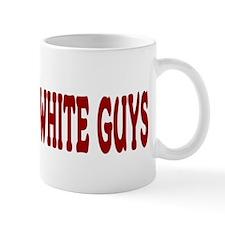 I Love White Guys Mug