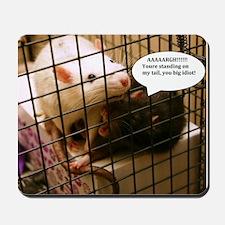 Rat Gag Mousepad