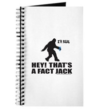 BIGFOOT HEY! THAT'S A FACT JACK Journal