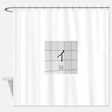 Katakana-i Shower Curtain