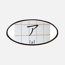 Katakana-a Patches