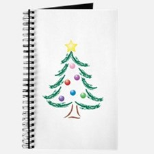 Christmas Tree Journal