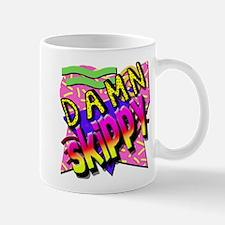 Damn Skippy Mug