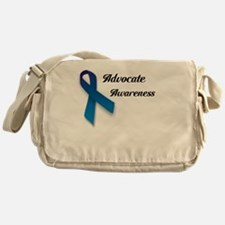 Child Abuse Messenger Bag