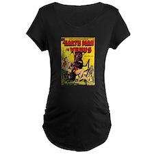 An Earth Man on Venus 1950 Maternity T-Shirt