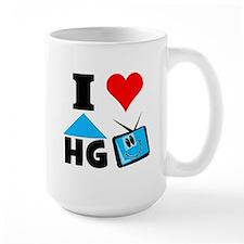 I Love HGTV Mug