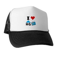 I Love HGTV Trucker Hat