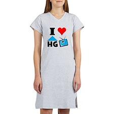 I Love HGTV Women's Nightshirt