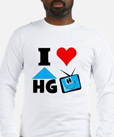 I Love HGTV Long Sleeve T-Shirt