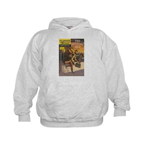 Classics Illustrated The Invisible Man Hoodie