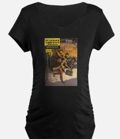 Classics Illustrated The Invisible Man Maternity T