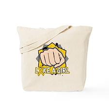 Neuroblastoma Punch Fight Tote Bag
